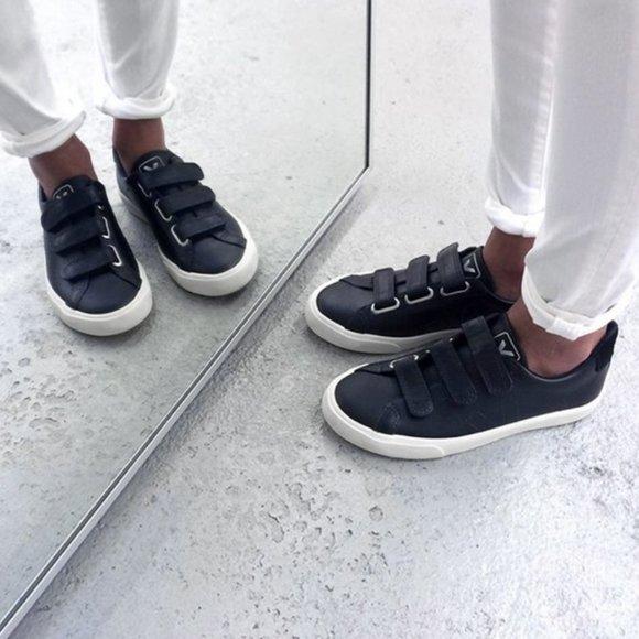 Veja Shoes   Esplar 3 Lock Leather